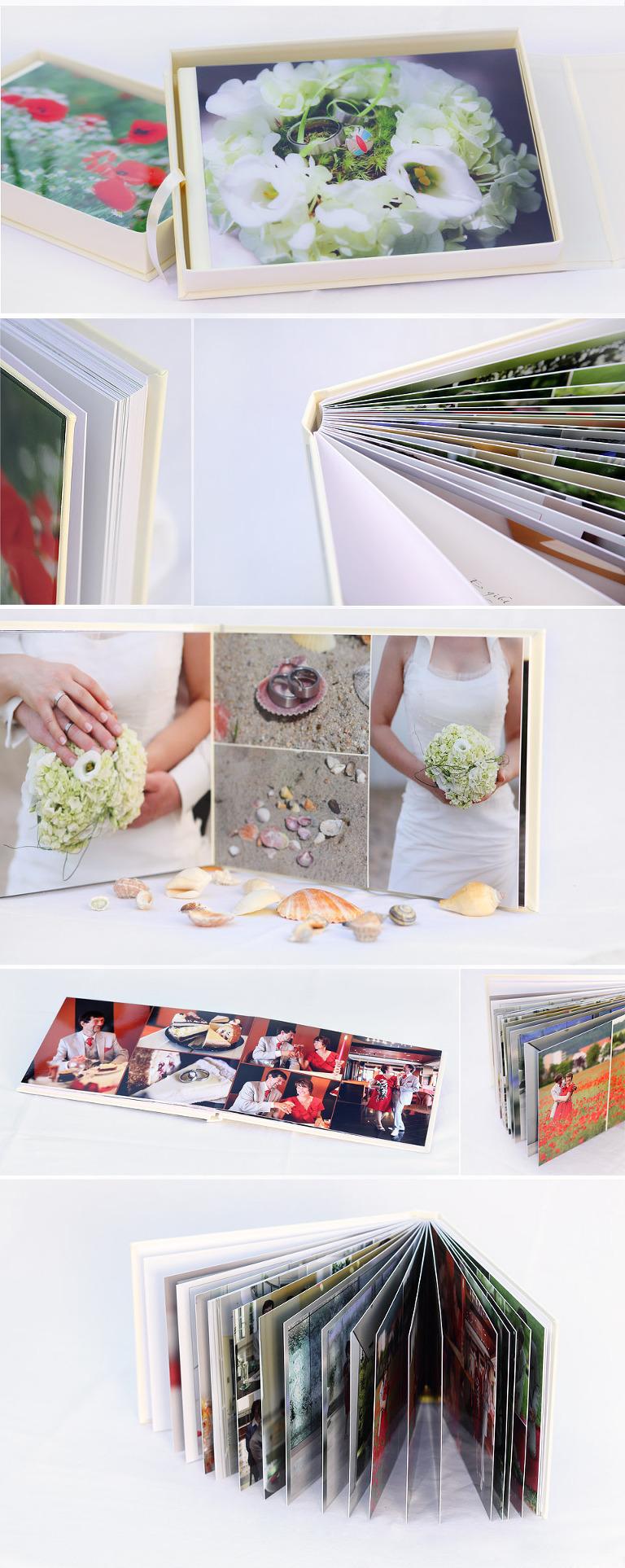 Fotobücher zur Hochzeit von Dominic Schulz Fotografie aus Jessen